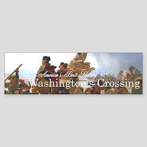 ABH Washington's Crossing Sticker (Bumper)