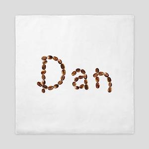 Dan Coffee Beans Queen Duvet