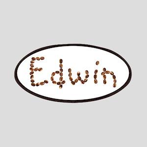 Edwin Coffee Beans Patch