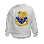 USS LANG Kids Sweatshirt
