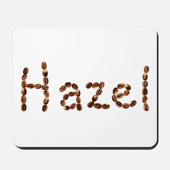 Hazel Coffee Beans Mousepad