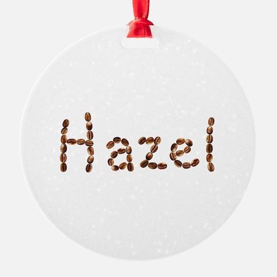 Hazel Coffee Beans Ornament