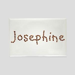 Josephine Coffee Beans Rectangle Magnet
