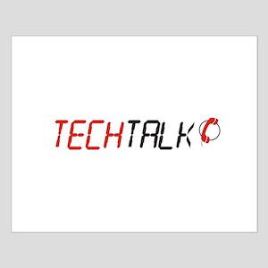 TechTalk Small Poster