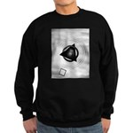 Point To The Moon Sweatshirt (dark)