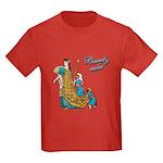 Beauty Rules Kids Dark T-Shirt