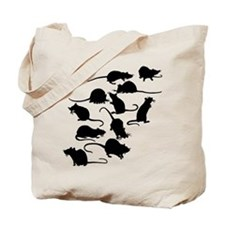 Lots Of Rats Tote Bag