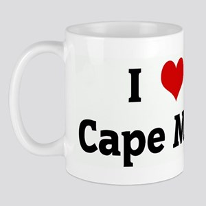 I Love Cape May Mug