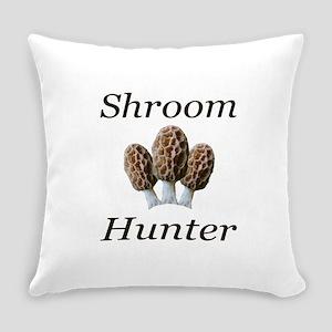 Shroom Hunter Everyday Pillow