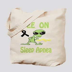 Pee on Sleep Apnea Tote Bag