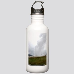 Old Faithful Yellowstone National Park Stainless W