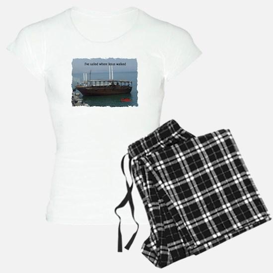 I've Sailed Where Jesus Walked Pajamas