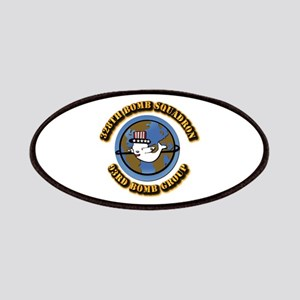 AAC - 328th BS,93rd BG Patches