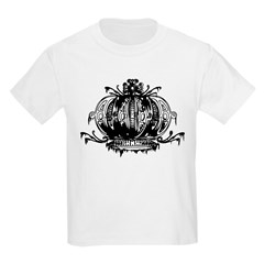 Gothic Crown Kids Light T-Shirt
