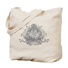 Gothic Crown Tote Bag