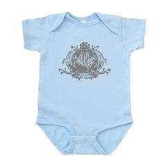 Gothic Crown Infant Bodysuit