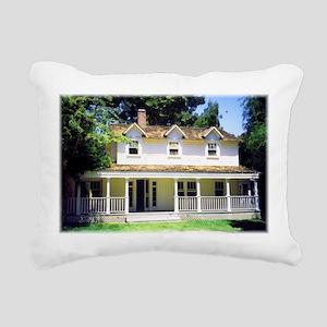 waltonwater Rectangular Canvas Pillow
