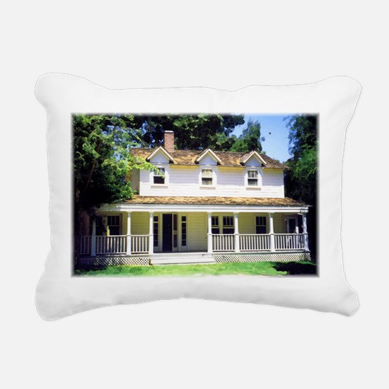 waltonwater.jpg Rectangular Canvas Pillow