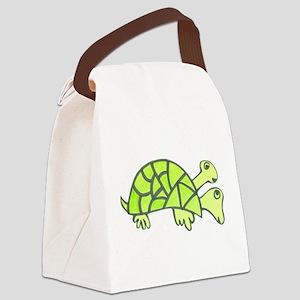 addams2 Canvas Lunch Bag
