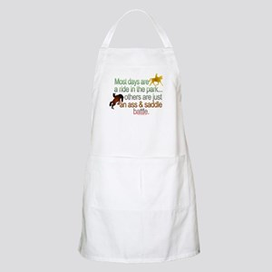 Ride in the park Apron