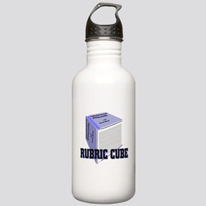 Rubric Cube - Etiquette Stainless Water Bottle 1.0