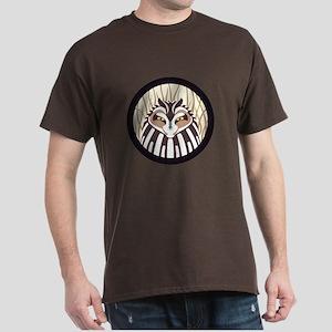Short-eared Owl Dark T-Shirt