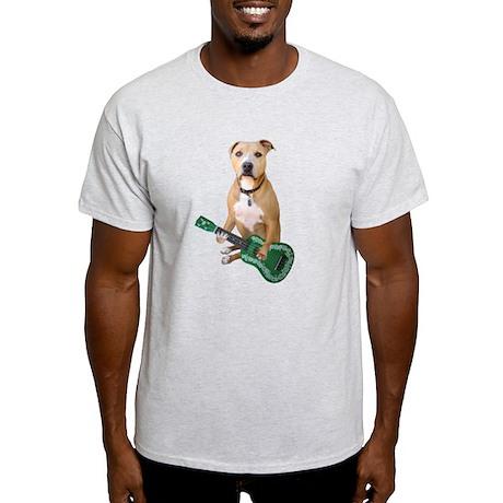 Pit Bull Ukulele Light T-Shirt