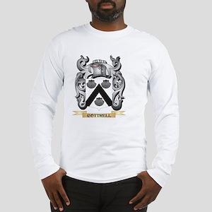 Cottrell Family Crest - Cottre Long Sleeve T-Shirt