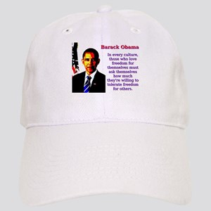4889f9521cf In Every Culture - Barack Obama Baseball Cap