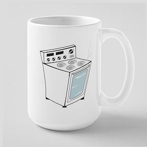 Stove Large Mug