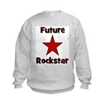 Future Rockstar Kids Sweatshirt