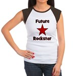 Future Rockstar Women's Cap Sleeve T-Shirt