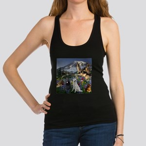 German Shepherd Country Tank Top