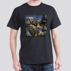 German Shepherd Country T-Shirt