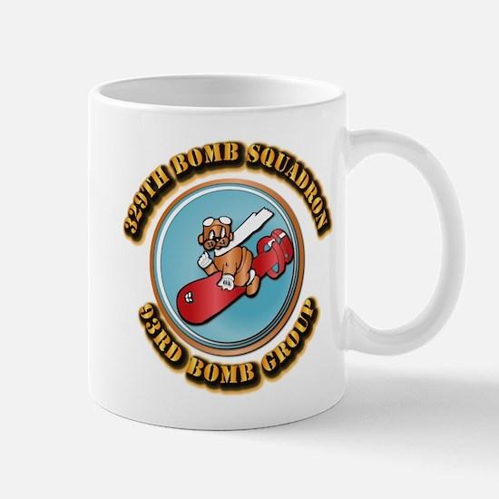 AAC - 329th Bomb Sqdn,93rd Bomb Group Mug