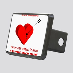 AVCsingle.valentine Rectangular Hitch Cover