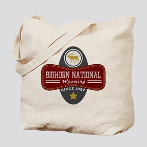 Bighorn Natural Marquis Tote Bag