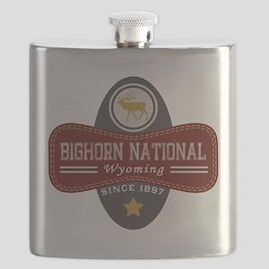 Bighorn Natural Marquis Flask