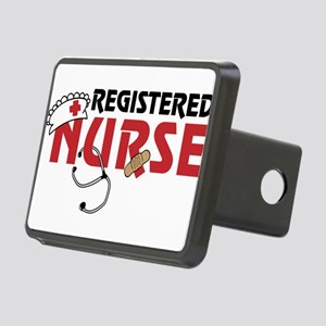 Registered Nurse Rectangular Hitch Cover