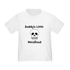 Daddy's Little Metalhead T