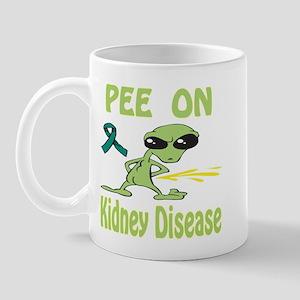Pee on Kidney Disease Mug