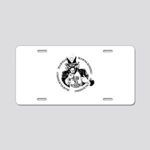 Ikaw na Bossing Aluminum License Plate