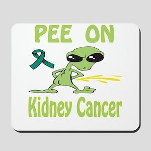 Pee on Kidney Cancer Mousepad