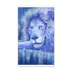 Dream Lion 35x21 Wall Decal