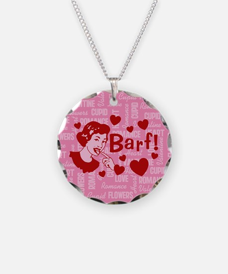 Hearts And Romance Barf Necklace