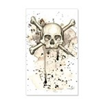 Pirate 20x12 Wall Decal
