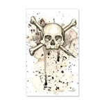 Pirate 35x21 Wall Decal