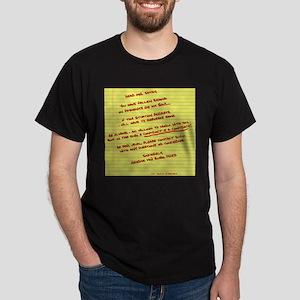 Satan's Contract w/Bush Dark T-Shirt