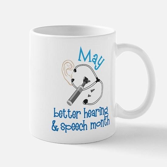 Better Hearing Mug