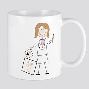 Female Audiologist Mug